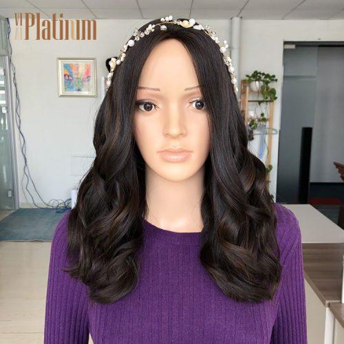 european hair wig 19#4-8