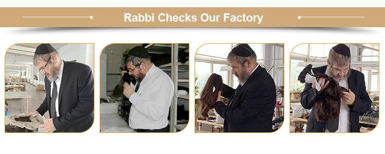 Jewish kosher wigs
