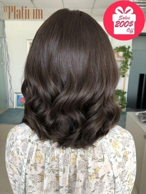 brazilian hair jewish wig