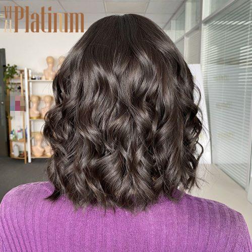 european hair wig 12#2