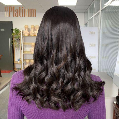 lace front jewish kosher wig
