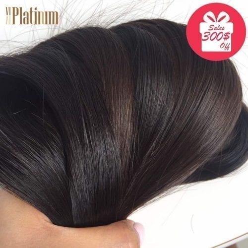 virgin remy european human hair