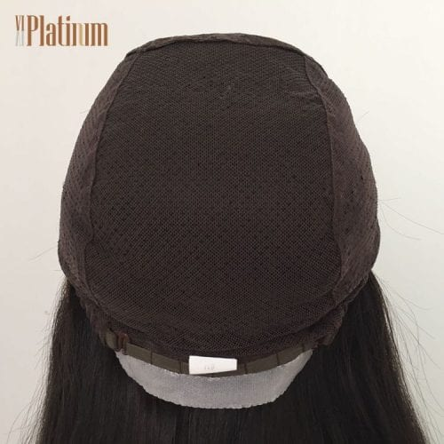 full handtied european hair jewish kosher wig