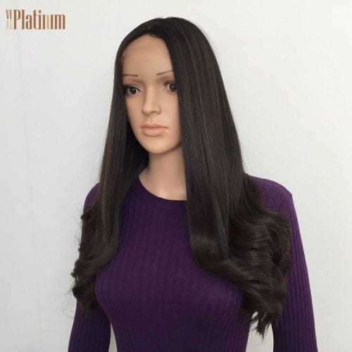 lace front european hair wig