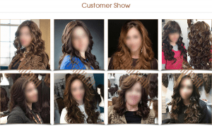 Kosher wigs and jewish wigs. customers.