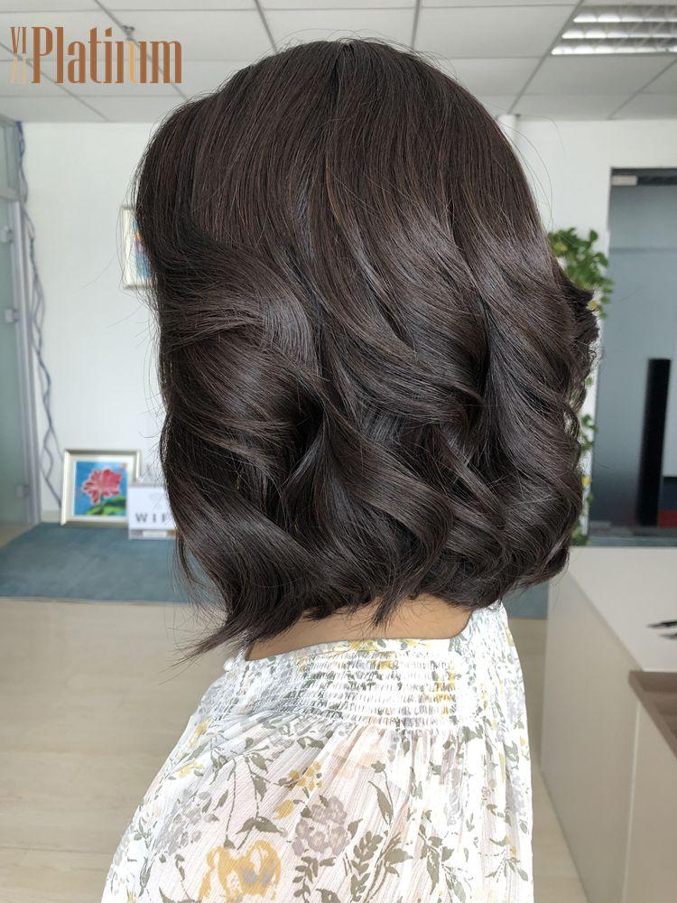 wavy Jewish wig