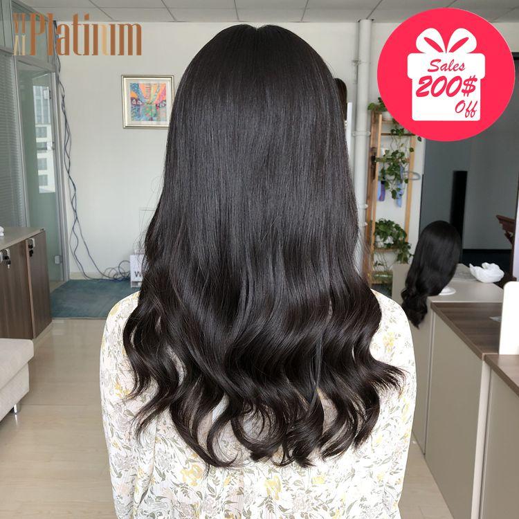 european hair topper