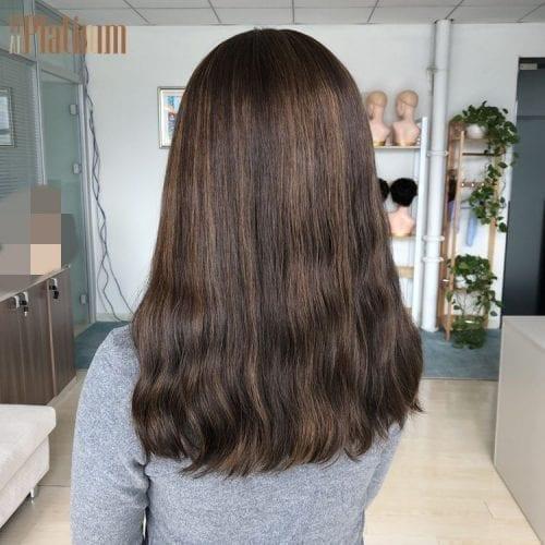 jewish kosher lace top wig