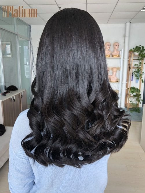 lace front jewish wig