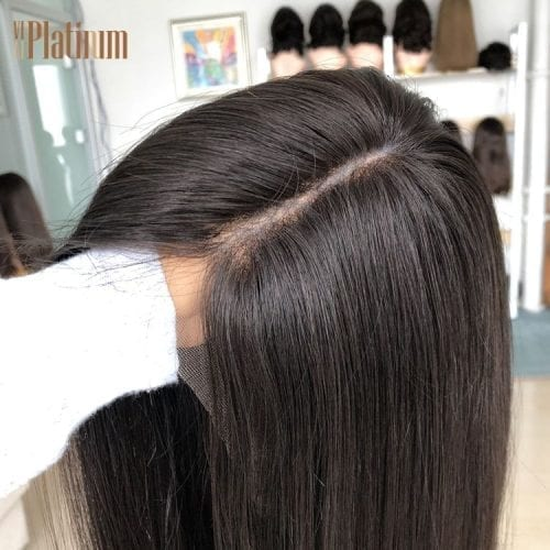 lace top Kosher wig