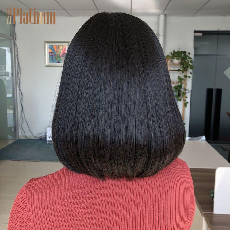 bob style jewish kosher wig