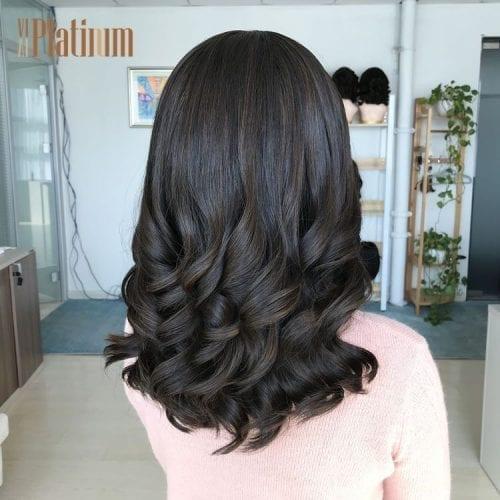 euroepan hair wig
