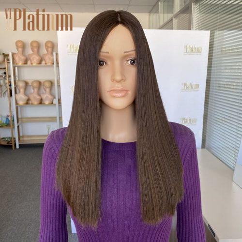 European hair wig 19#6-8