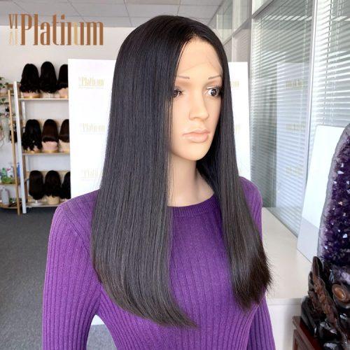 lace top jewish wig 20#2