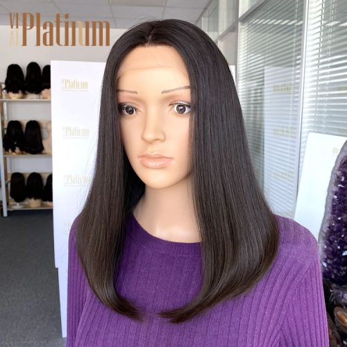lace top wig 17#4