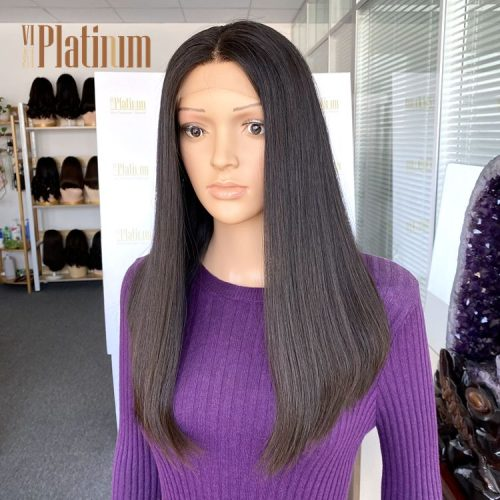 lace top wig 20#4