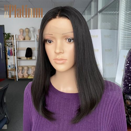lace top wig 15#2