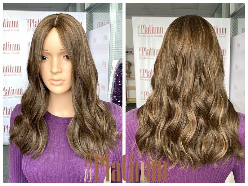 Jewish wigs 21-22#6-8-10 3